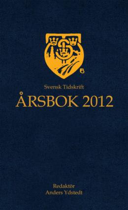 Svensk-Tidskrifts-arsbok-2012