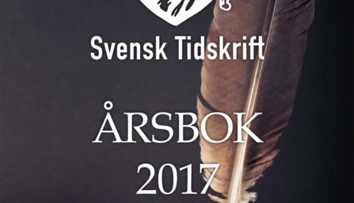 Svensk-Tidskrifts-arsbok-2017